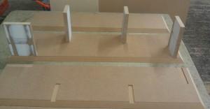 Doppel 7 Bausatz MDF