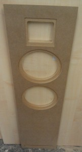 Doppel 7 Front MDF