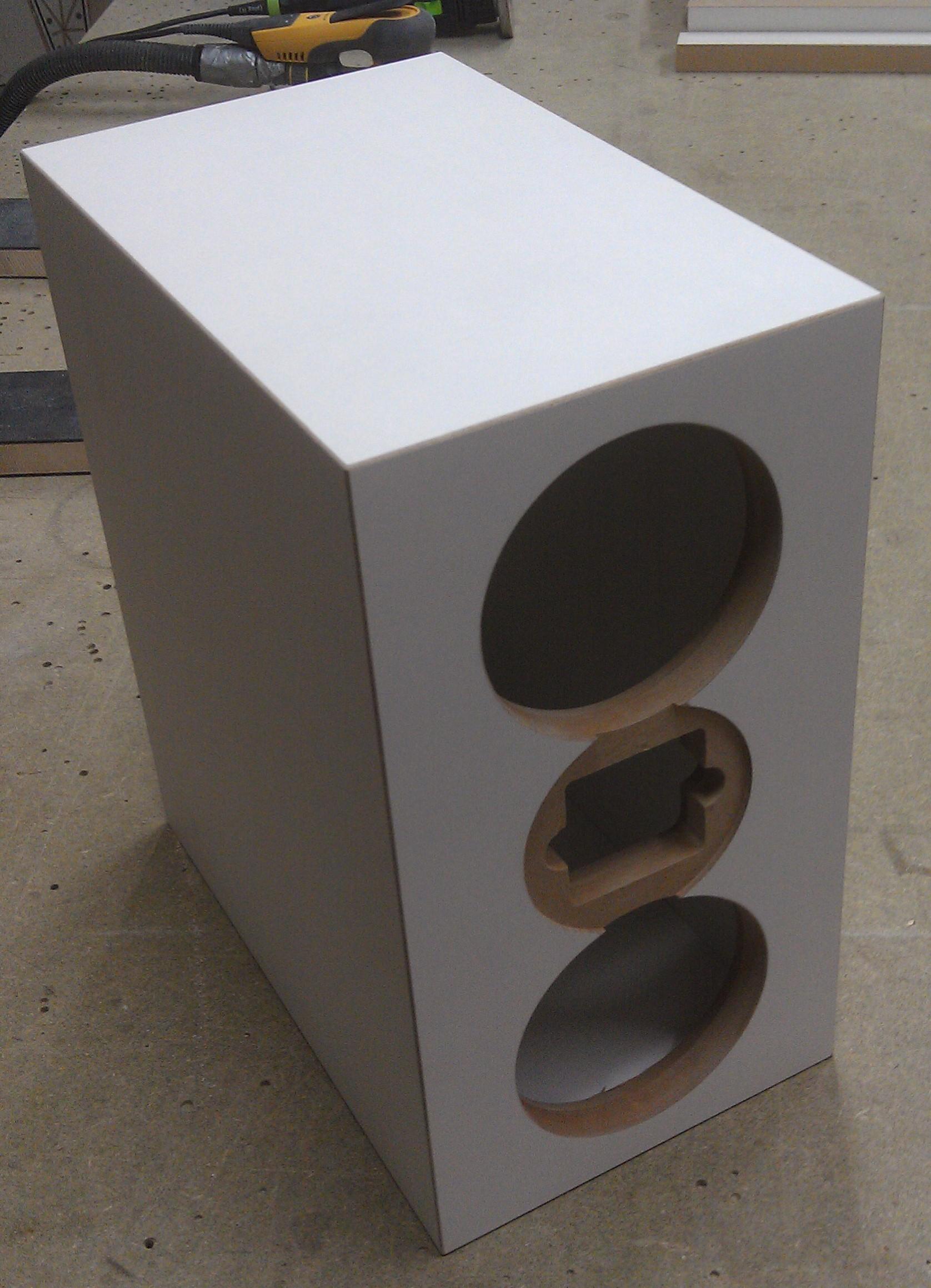 Leggiera-Gehäuse Klang+Ton