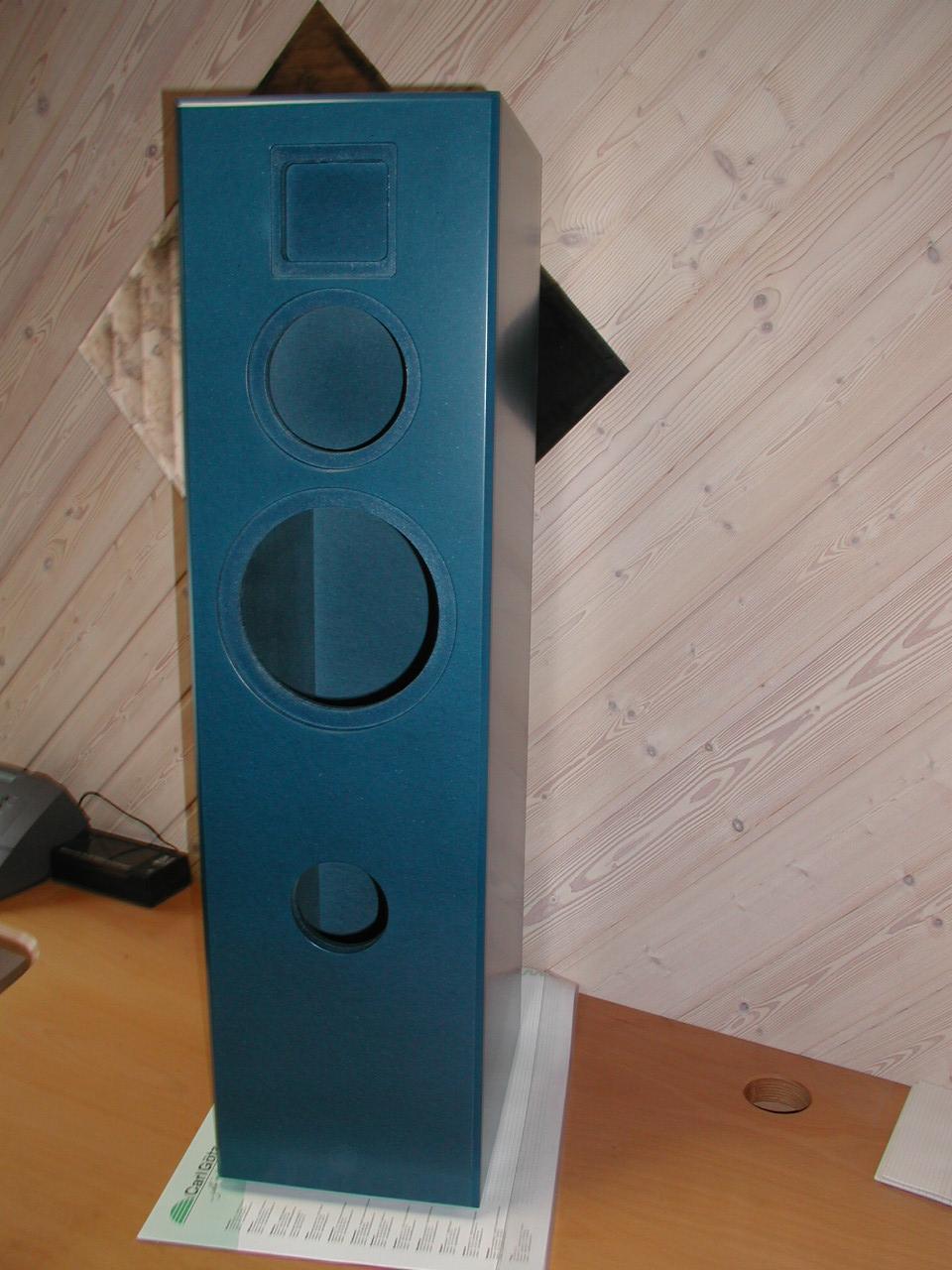 BlueNote MDF blau