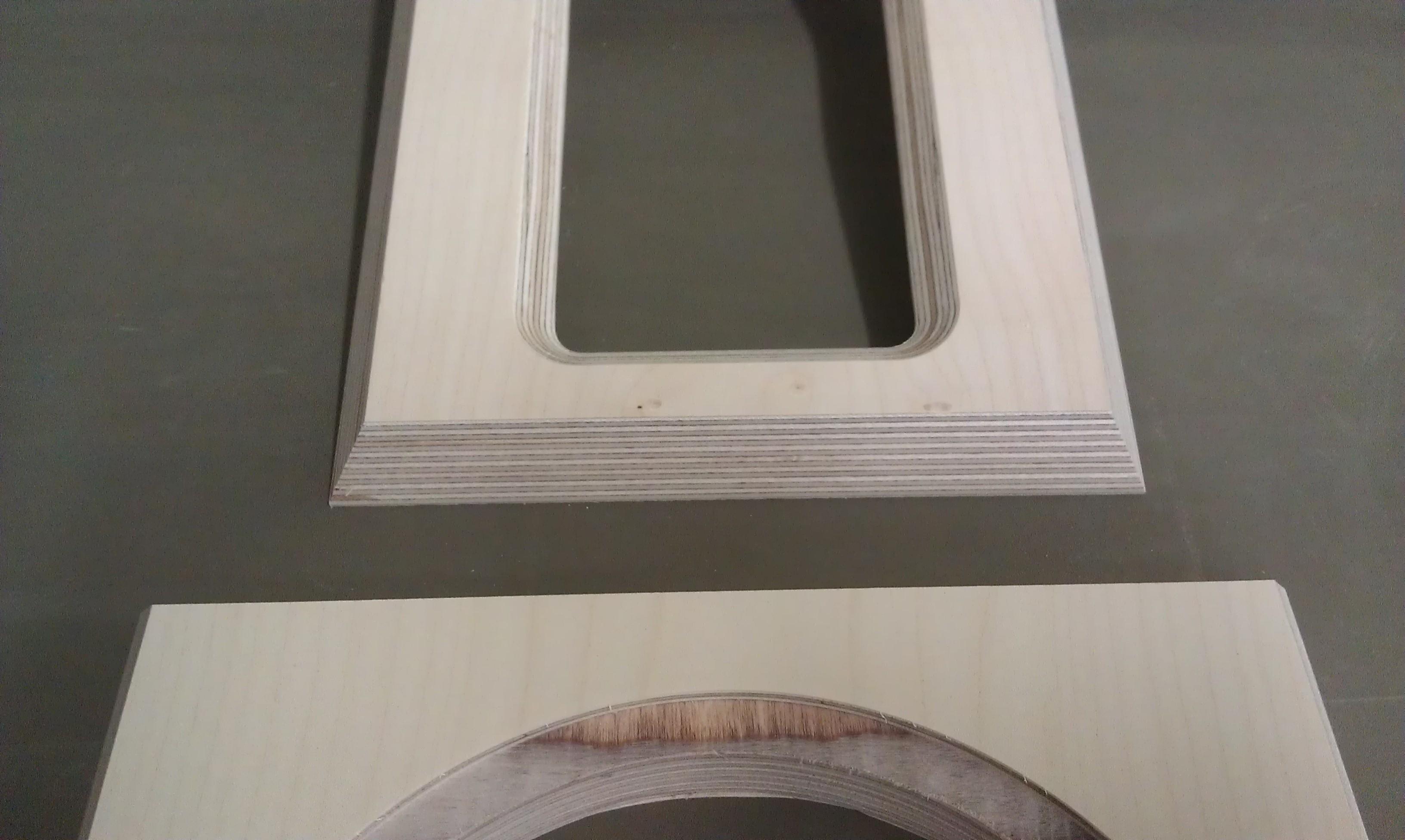 PRO 20D Front Detail
