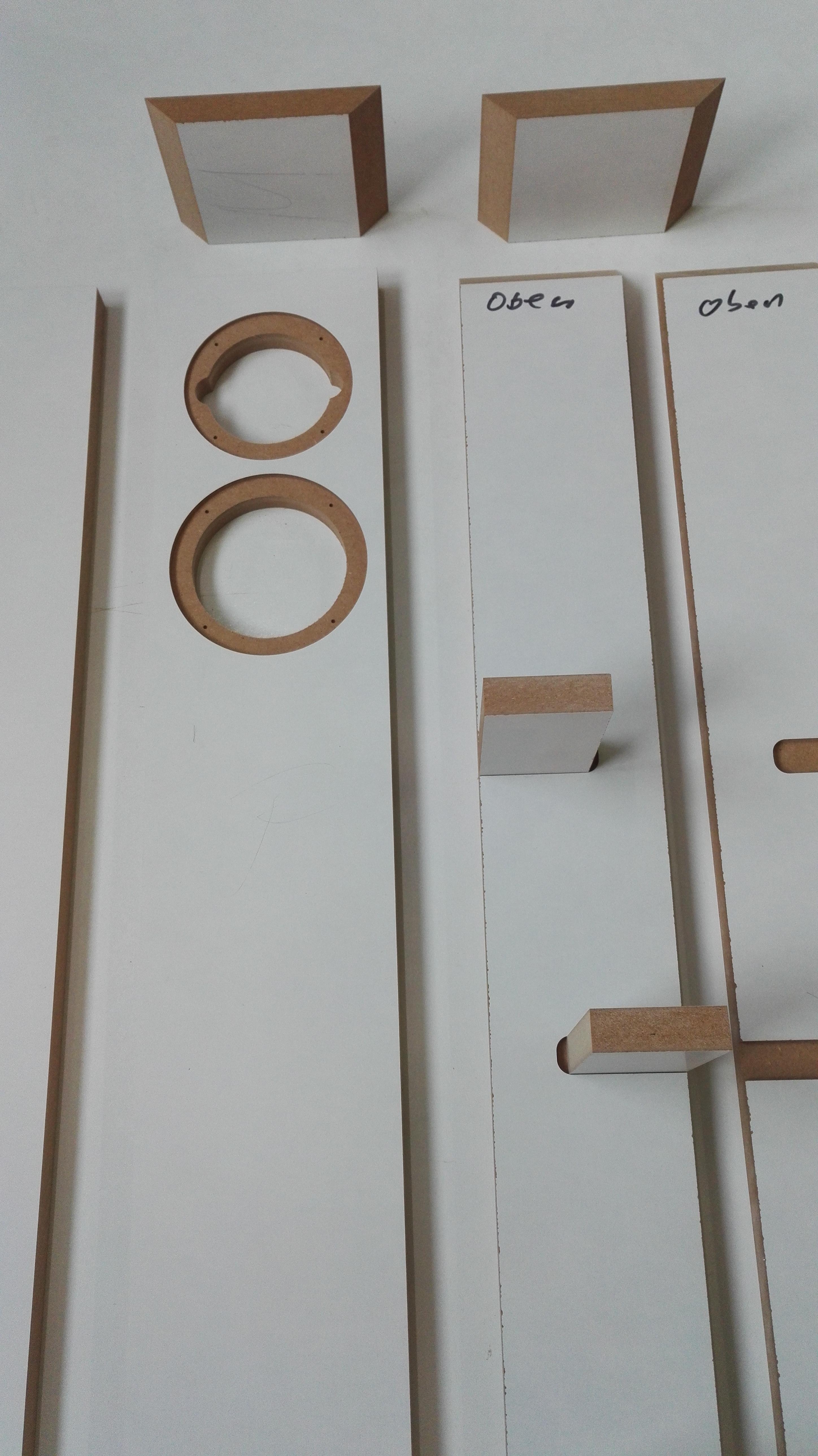 FirstTime 14 High Jack Bausatz Detail