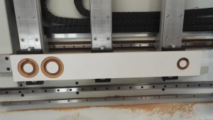 FirstTime 14 High Jack Schallwand CNC