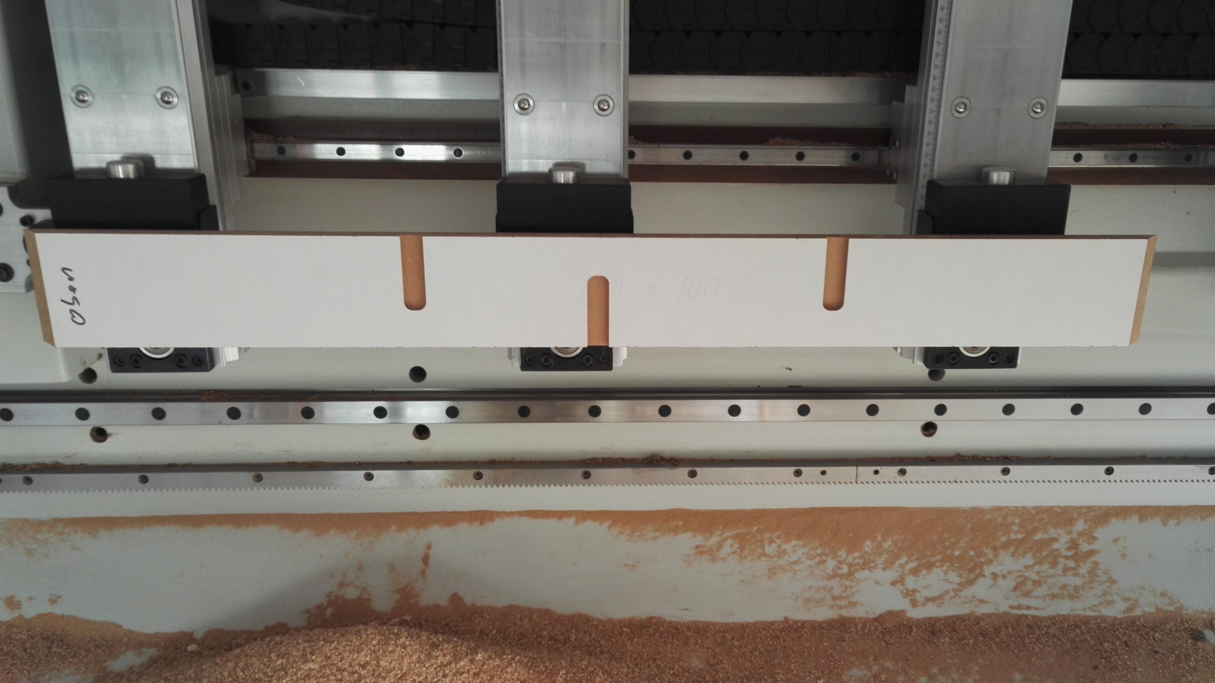 FirstTime 14 High Jack Seite CNC